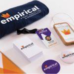 Brand Identity Mockup Example